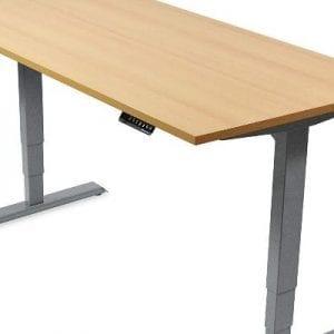 Ergotopia Desktopia Pro - Höhenverstellbarer Schreibtisch