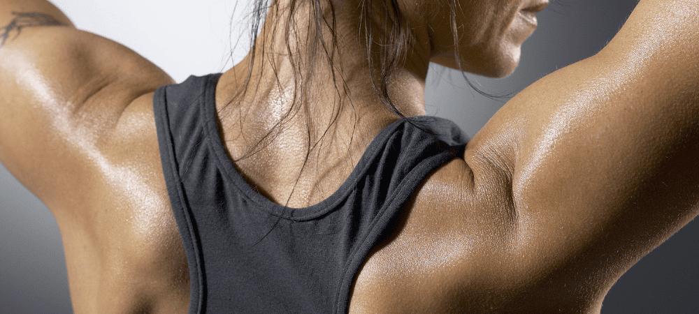 Schulter Übung