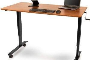 Stand Up Desk Store - Höhenverstellbarer Schreibtisch
