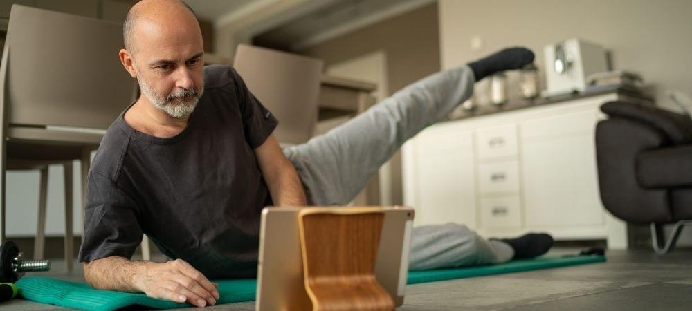 Online-Gesundheitskurse